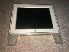 "Genuine Apple 15"" Monitor Studio Display LCD M2454 Working w/Broken Stand"