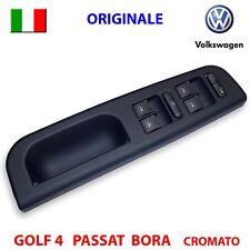 Maniglia pulsantiera vetri cromata VW GOLF 4 IV mk4 ORIGINALE interruttori tasti