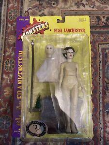 "Sideshow Elsa Lanchester "" The Bride Of Frankenstein "" Series 2 Action Figure."