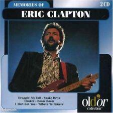 Memories of Eric Clapton 2 CD 31 titres  NEUF