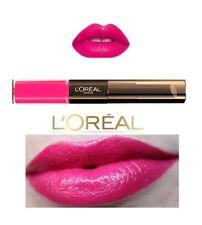 L'Oréal Infallible Two Step Longwear Lipstick 121 Flawless Fuchsia