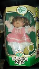 CABBAGE PATCH KIDS   TALKING GIRL COLECO HANDSIGNED BY XAVIER ROBERTS RARE