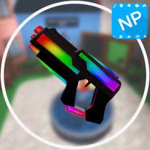 Roblox Murder Mystery 2 MM2 Chroma Laser Godly Knifes and Guns