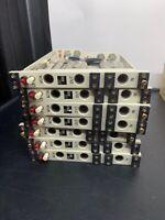 Lot of 7 ADC DSX-4U-SBRC Module DS3 3 Port Standard Jacks