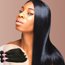 3-Pack Urembo Gold Brazilian Remy 100% Echthaar Extension Straight Weave Tresse