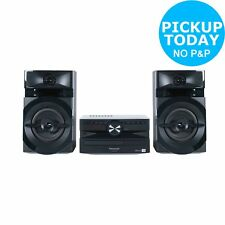 Panasonic SCUX100EK 300W Hi-Fi with Bluetooth.