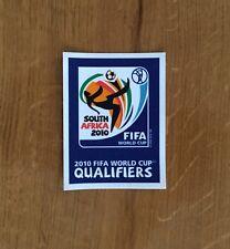Oficial de la Copa del Mundo 2010 calificadores Parche
