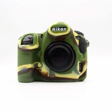 Soft Silicone Protective Case for Nikon D850 Digital SLR Camera Camouflage