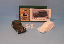 SMC-611 1936 Chevy Delivery Panel  HO-1/87th Scale White Resin Kit (unfinished)