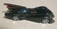 "HOT WHEELS DC COMICS BATMOBILE 3"" TOY DIECAST VEHICLE CAR S10 - RARE"