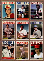 Lot of 9 Private Stock tribute cards Rose Ryan Mays Musial Paige Berra & more 🔥