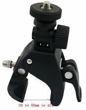 Halter schnelle Clip Ausgang Motor Bike Roll Bar handbar Stativ Gop F06907