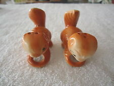"Vintage Set Of Squirrel Type Of Salt And Pepper Shaker Set "" AWESOME COLLECTABLE"