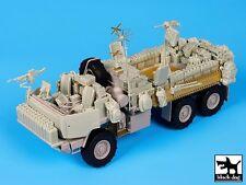 """Black Dog 1/35 M1083 MTV """"War Pig"""" Conversion Set (for Trumpeter 01007) T35106"""