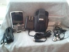 USED BlackBerry Curve 8330 - Black/White Smartphone