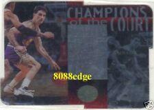 1995-96 SP CHAMPION OF COURT DIE-CUT #C27-JOHN STOCKTON