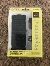Sony Playstation 2 PS2 DVD Remote Control Brand New Factory Sealed (SCPH-10171)