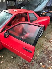 Porsche 924 944 N/S DOOR DROP GLASS / LEFT WINDOW  DOOR DAZ