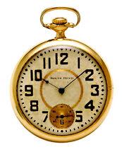 South Bend Model 211 Pocket Watch CA1927 - 16 Size Case, 17 Jewel Movement