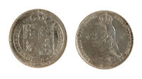 s1466_2) Great Britain Queen Victoria 1887  Shilling - CIRCULATED