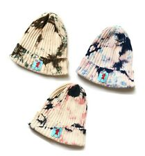 Kapital Capital 5G Cotton Knit Cap ASHBURY DYED Hat for Unisex From Japan New