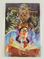 Grimm Fairy Tales Presents The Library Trade Paperback VF