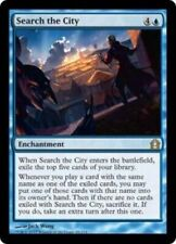 4 Search the City M-NM - Return to Ravnica - SPARROW MAGIC - mtg 4x x4 R
