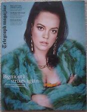Lily Allen - Telegraph Magazine – 12 April 2014