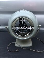 Vintage 1001 VORNADO FAN Industrial Design Mid Century Script Grill Works Lot B