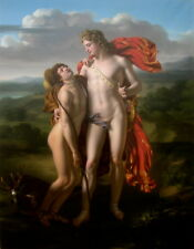 """high quality oil painting handpainted on canvas """"Apollo and Cyparissus""""@N10294"""