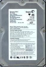 ST3300831A   9Y7284-560  4.40  AMK  3NF0,  SEAGATE IDE 300GB