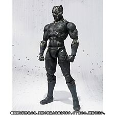 Bandai S.H.Figuarts Black Panther Japan version