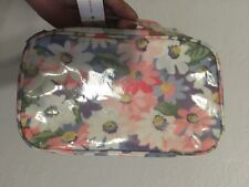 NEW Original Cath Kidston Floral Make Up Bag from LONDON