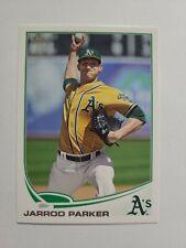 JARROD PARKER 2013 TOPPS BASEBALL CARD # 211 E4739
