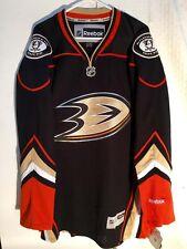 Reebok Premier NHL Jersey Anaheim Ducks Team Black sz XL