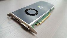 X9YDW Dell PNY Quadro FX 3800 1GB 256-bit DVI Dual DP GDDR3 PCI-E Video Card
