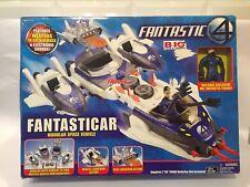 FANTASTICI 4 fantasicar-TOYBIZ 2005 inutilizzati