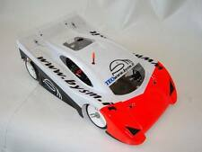1/8 Scale GT RC Car body Shell BYSM For GTP2 Kyosho GT Serpent Traxxas Slash SM3