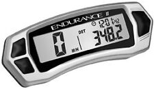 Trail Tech Gauge Endurance II Digital Gray Face Black Numbers Kit 20-2010