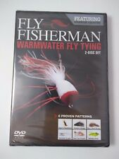 Fly Fisherman Warmwater Fly Tying 2-Disc Set
