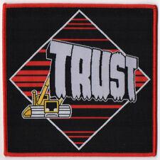 TRUST WOVEN PATCH / SPEED-THRASH-BLACK-DEATH METAL