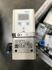Festo VPPE-3-1-1/8-6-010-E1 proportional pressure regulator