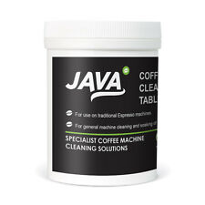 More details for java coffee machine cleaning tablets (100) professional espresso cappuccino