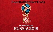 2018 FIFA World Cup Group G Tunisia vs England on DVD