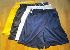 Jogging Short Plain 100 % Polyester Medium  6 pc 4 color 2 Pocket  Draw String