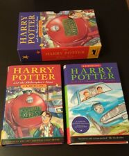 Rare 1st Ed Harry Potter & the Philosopher's Stone/Chamber of Secrets,Bloomsbury