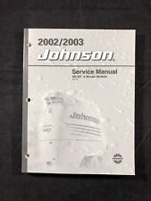 2002 2003 JOHNSON SN/ST 60 70 HP 4-STROKE OUTBOARD SERVICE SHOP MANUAL 5005500