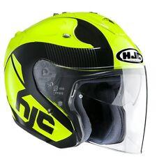 Casco Helm Casque Helmet HJC FG-JET ACADIA GIALLO S