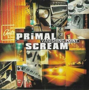 Primal Scream - Vanishing Point (1997 CD Album)