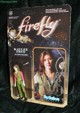 Firefly Kaylee Frye Reaction Figure Signed Jewel Staite NIB COA Unpunched